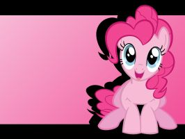 Pinkie Pie Wallpaper by Plumpig