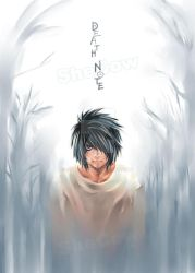 L - Death Note by SheCow