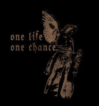 one life. by straight-edge
