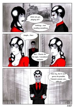 Pg 160 VTM: the Return of Caine by Galejro