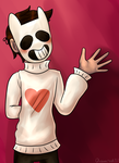 Zacharie (Commission) by Oceanrush