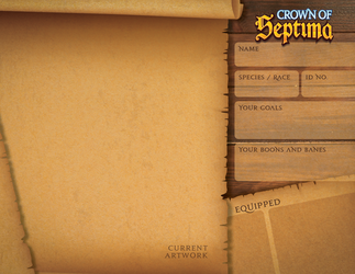 Crown of Septima: Natives Template by ArchivesofSeptima