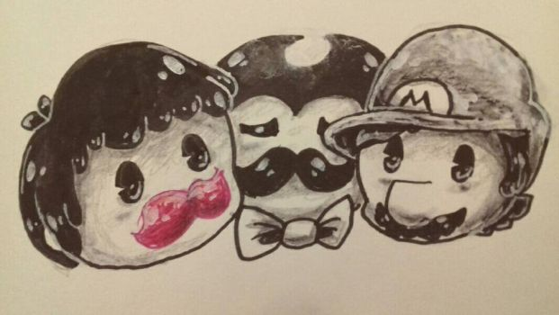 THE BOYS by MariaCool1234