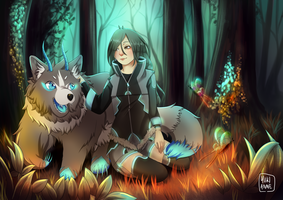 MAGICAL FOREST by YukiAnne-chan