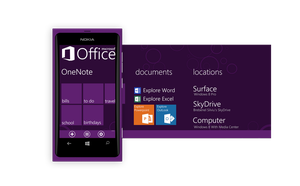 Windows Phone 8 - OneNote by Brebenel-Silviu