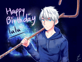 Jack Frost by Wendychi