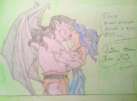 Goliath And Elisa 119 by SailorMoonFanGirl