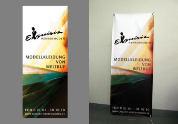 exquisit x-banner by spicone