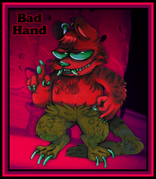 Bad Hand by Angry-Baby