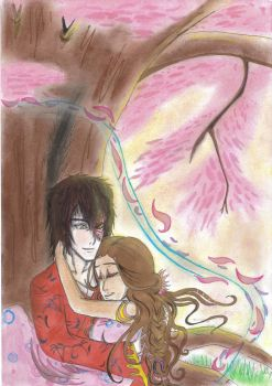Pink: Peaceful Love by mythicamagic