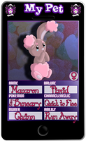 PKMN Armonia - Meet Macaron the Shiny Buneary! by Powerwing-Amber