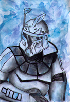 SW:tCW - Captain Rex by JadeRaven93