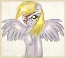 Not so Derpy by Noah-Nyan