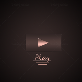 Play Button by TokioFeedsIce