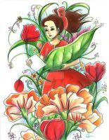 Arrietty by Mighty-Mama