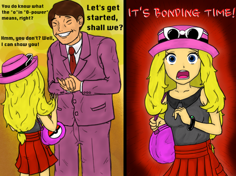 It's BONING time! by Echidneys