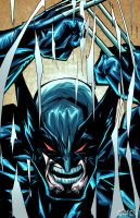 X Force Wolverine by johnnymorbius
