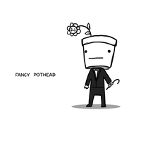 Fancy Pothead by arseniic