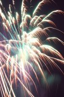 Fireworks Stock 073 by Malleni-Stock