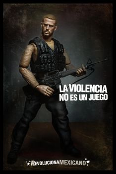 mexico against violence by hassmework