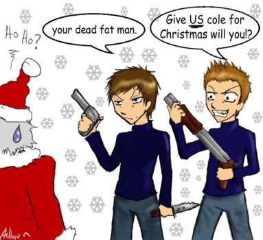 A very Boondock Christmas by Hellquin