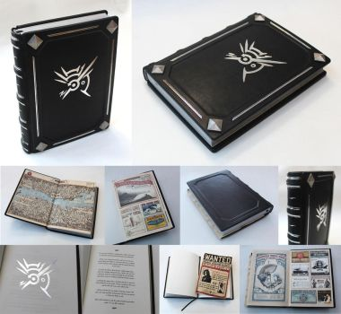 Dishonored Outsider journal, notebook, diary by Vanyanie