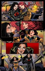 Baroness transformation color by RamArtwork