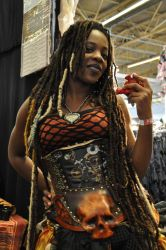 Tia Dalma at FACTS 2015 by KillingRaptor