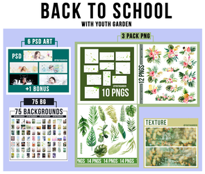 SHARE BACK TO SCHOOL by xx3hanhan
