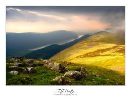 Red Pike into Ennerdale by lemondog