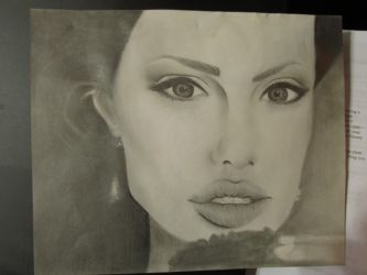 Angelina Jolie- Finished by angel-jolie