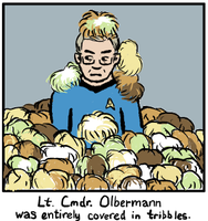 Entirely Covered In Tribbles by nennalem