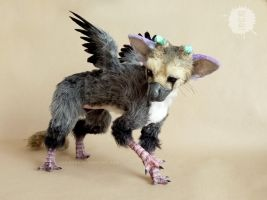 VIDEO - Trico art doll demo by hikigane