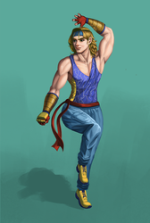 Joaquin by DrManiacal by Jotarion