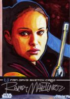 Star Wars Fan Days 3: Padme 3 by Randy-Martinez