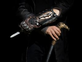 The Head and the Claw /AC Syndicate Jacob Cosplay by KADArt-Cosplay