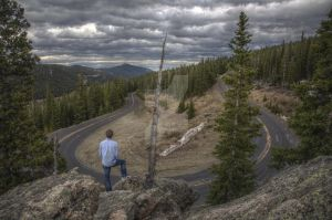 Road to Mount Evans by boydgphotography