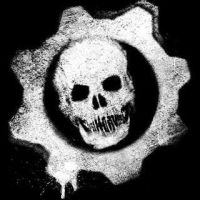 Gears of War 2 Logo by Ironno0b