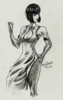 Anna Williams by 71396