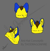 Ani Hat Concept by Boarfeathers