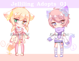 |Jellilings| 01-02 (OPEN) by Kanami-Chii