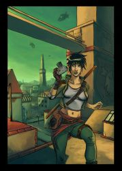 FAN ART - Beyond Good and Evil by dumbo972