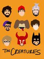 The Creatures by jakester2008