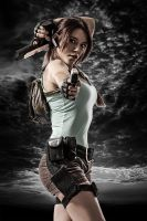 Lara Croft by ImeldaCroft