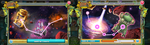 myVegas Mobile Game Space Cowboy Adventure Map by taho