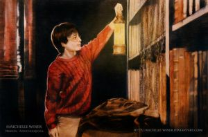 Harry Potter and the Philosopher's Stone by Michelle-Winer