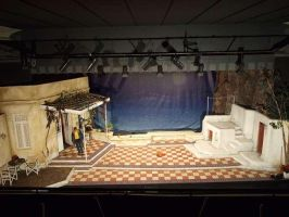 theatrical set 6 by Theatricalarts
