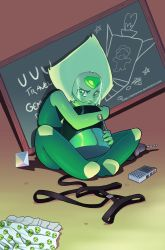 Lil' Peridot by DarkerEve