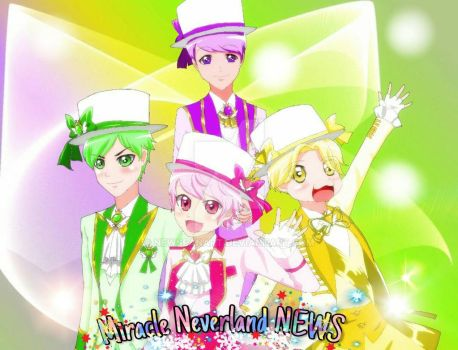 Miracle Neverland NEWS