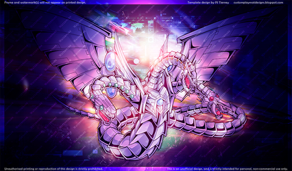 Cyber End Dragon By David1822 On Deviantart